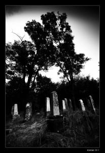 Židovský hřbitov v Koryčanech